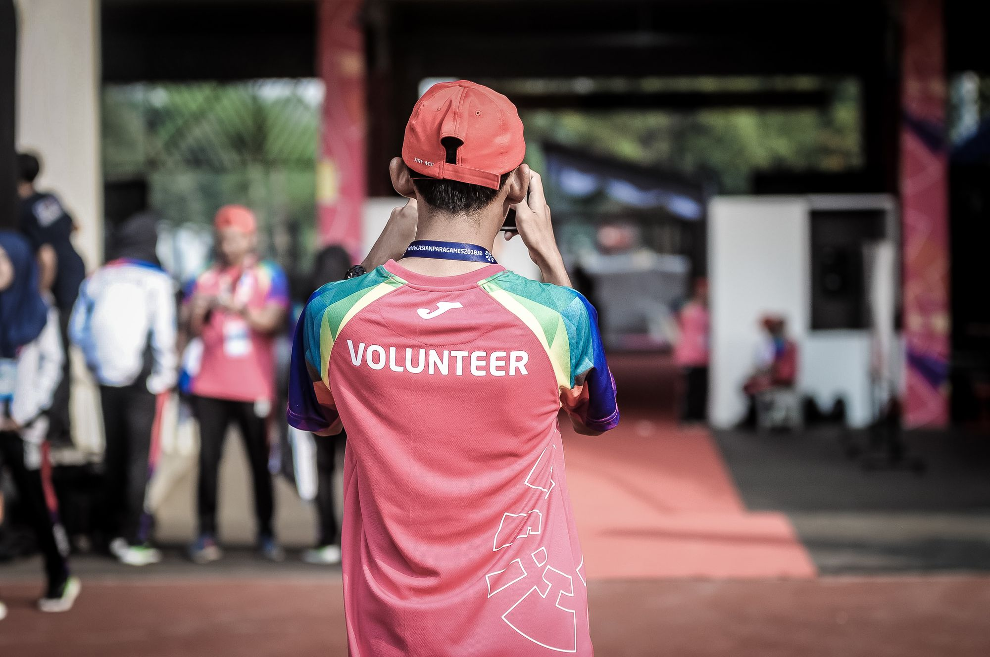 Jobs that boost Volunteer Participation